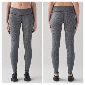NWT Lululemon Wunder Under Low-Rise TIGHT Size 6